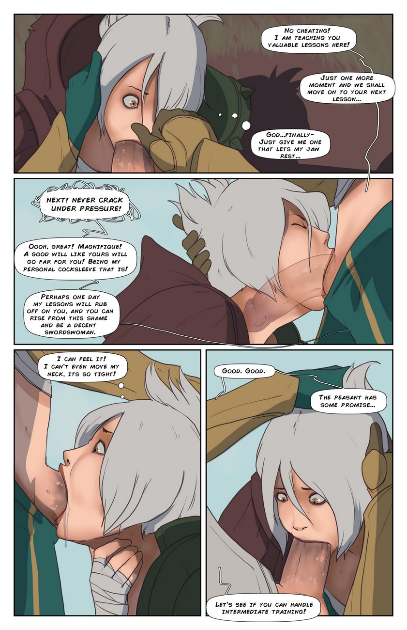 Riven-And-Fiora 4 free sex comic