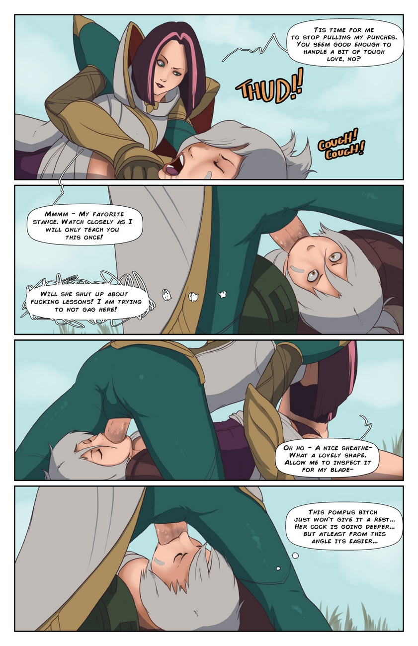 Riven-And-Fiora 5 free sex comic