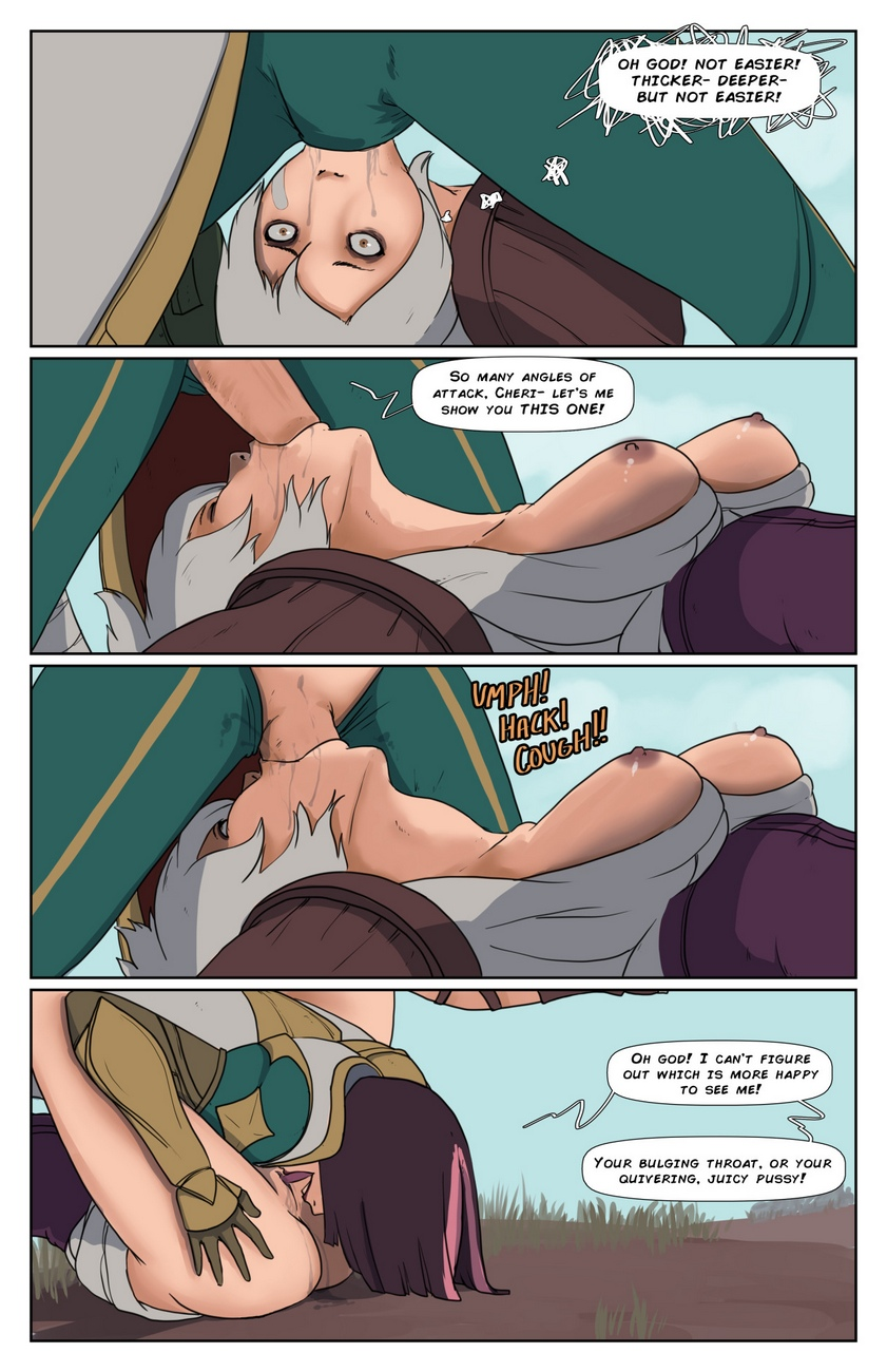 Riven-And-Fiora 6 free sex comic
