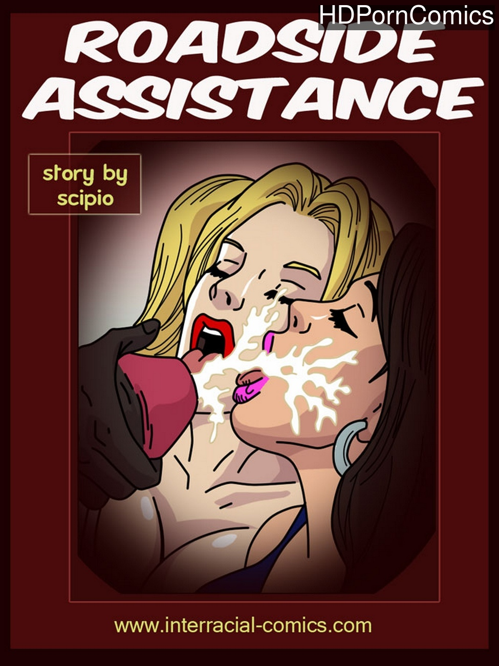 Roadside-Assistance 1 free porn comics
