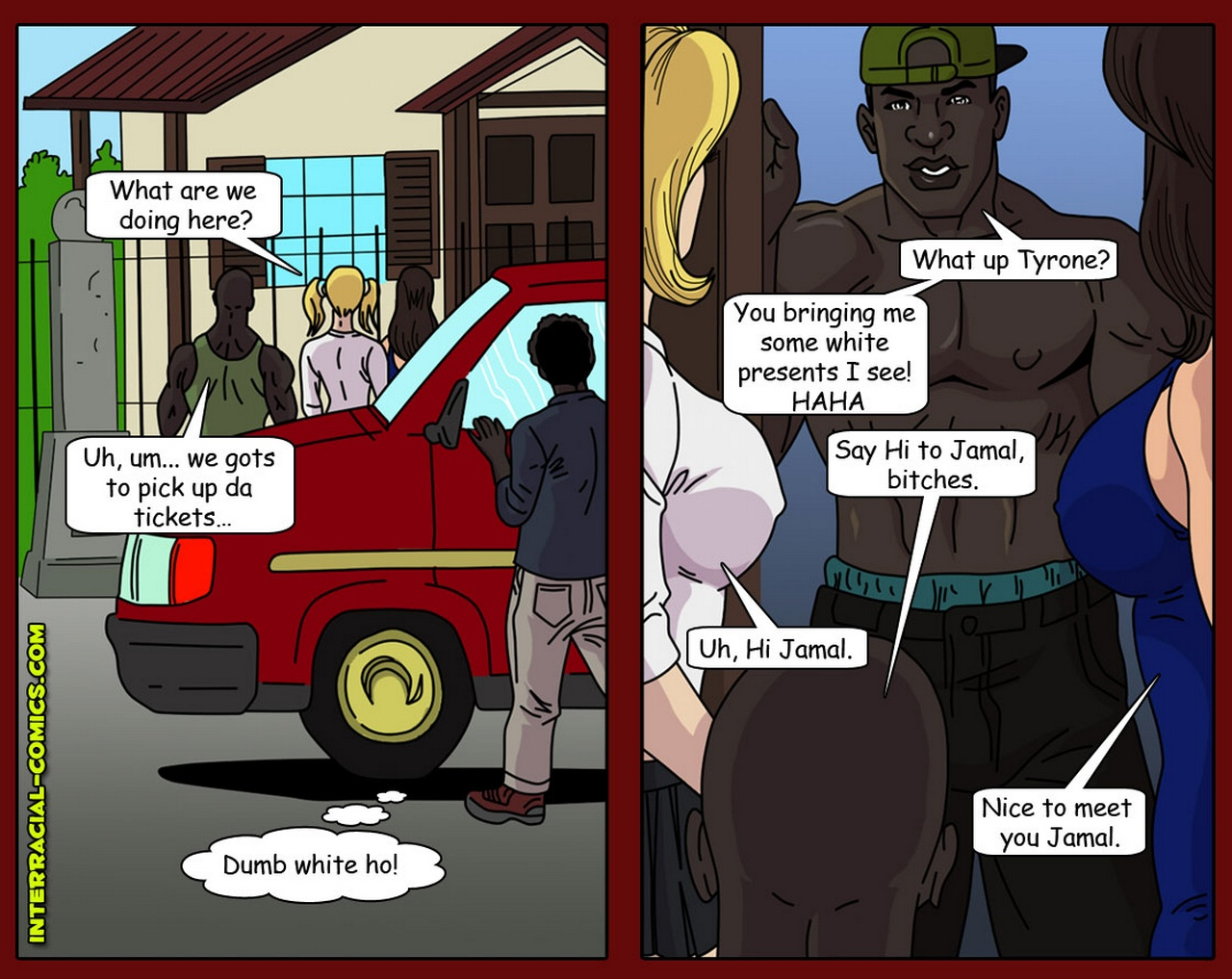 Roadside-Assistance 9 free sex comic
