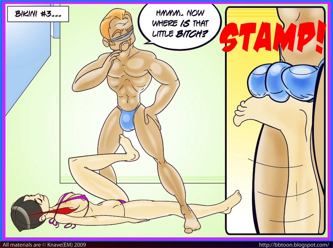 Rochambo 8 free sex comic