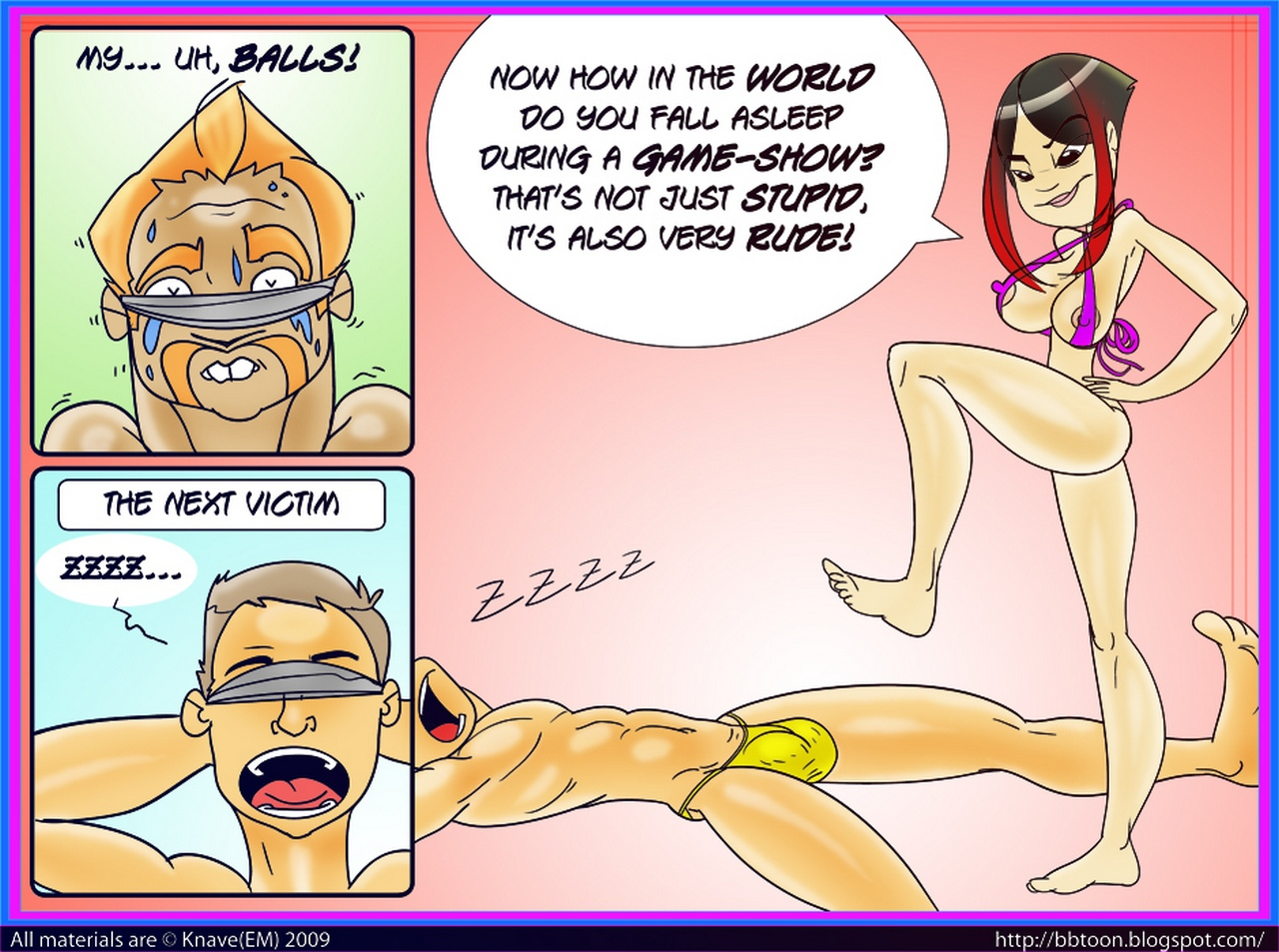 Rochambo 9 free sex comic