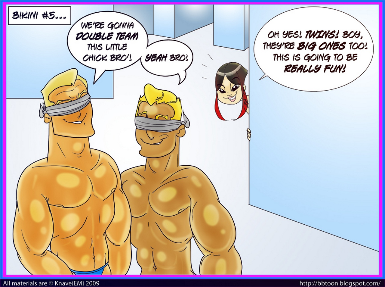 Rochambo 15 free sex comic