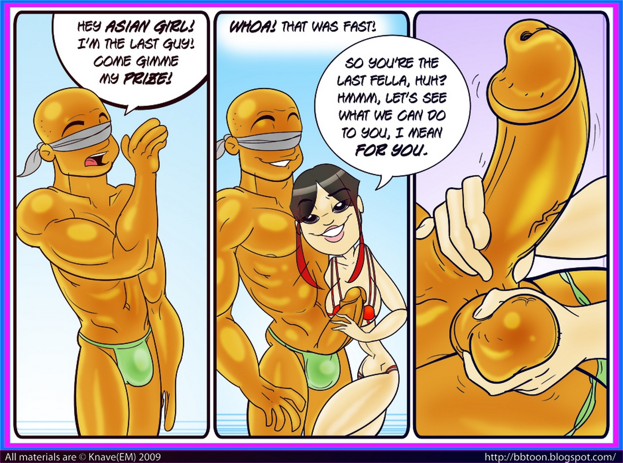 Rochambo 18 free sex comic