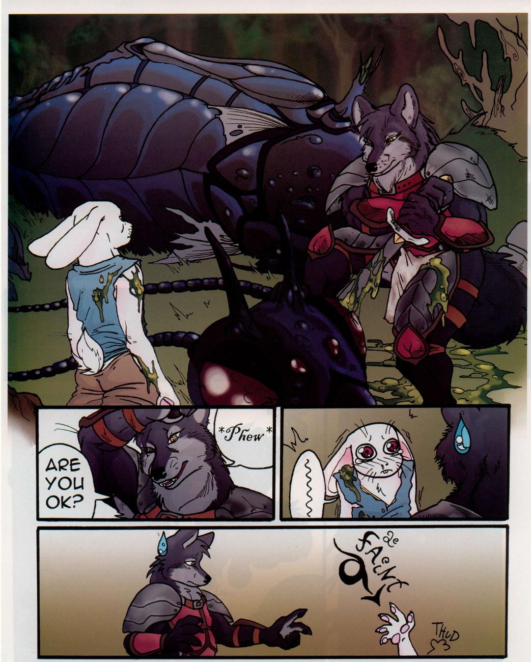Royal-Tail-Chance-Beginnings 10 free sex comic