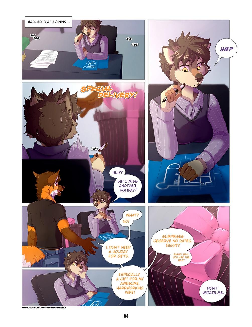 Safeword 5 free sex comic