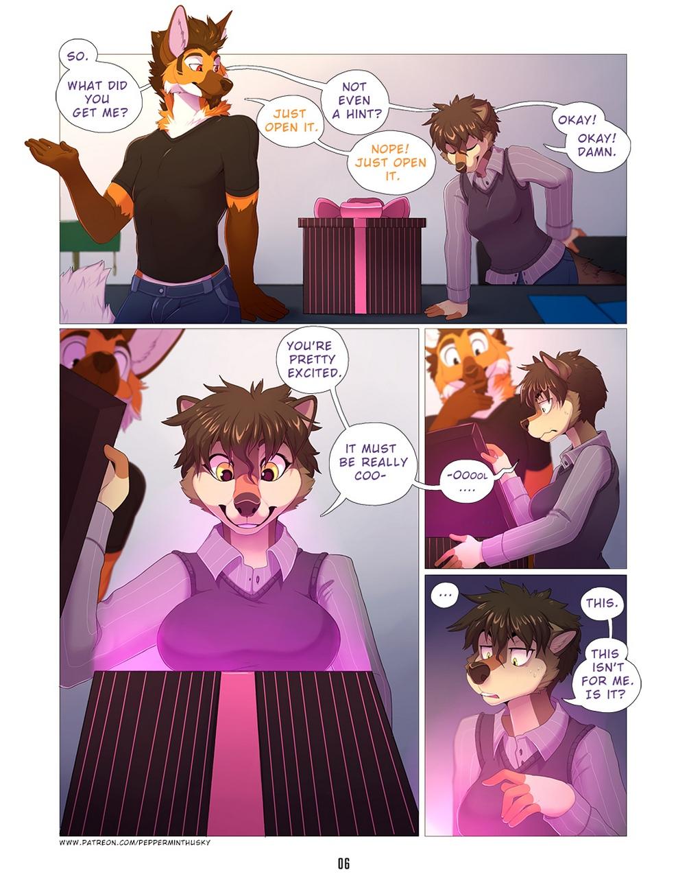 Safeword 7 free sex comic