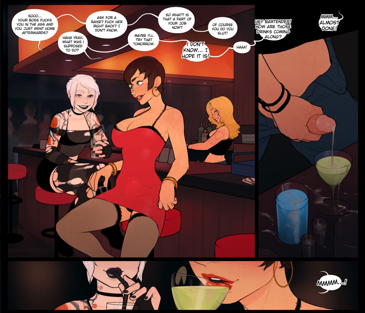 Sam-And-Her-New-Dick 22 free sex comic