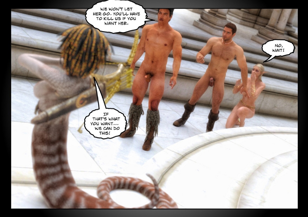 Saroyee-s-Quest-2-The-Queen-Of-Snakes 5 free sex comic