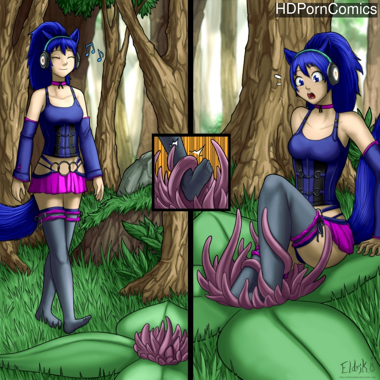 Satsuiki-s-Forest-Walk 1 free porn comics
