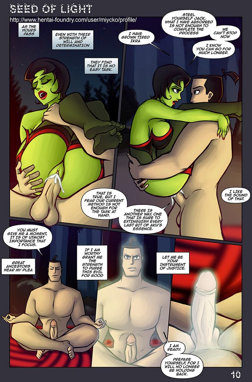Seed-Of-Light 11 free sex comic