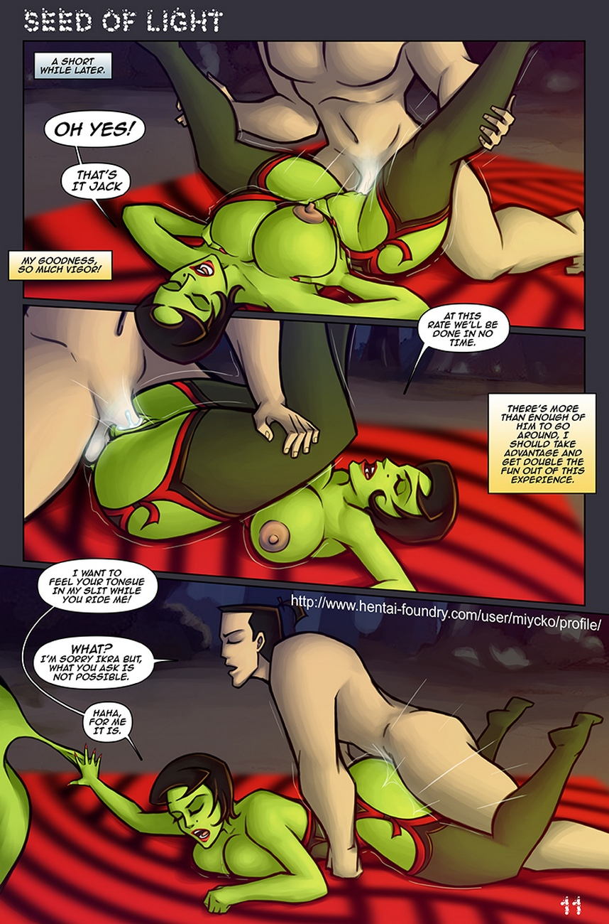 Seed-Of-Light 12 free sex comic