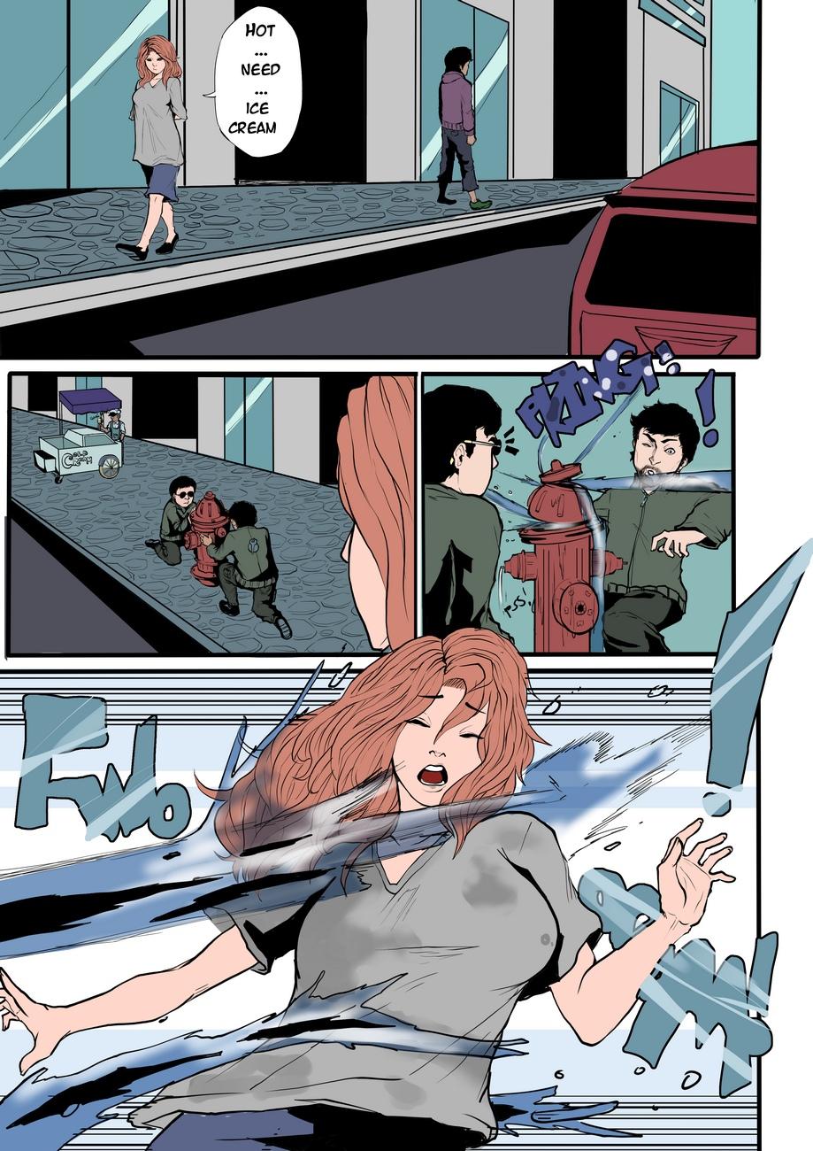 Self-Control-EX 2 free sex comic