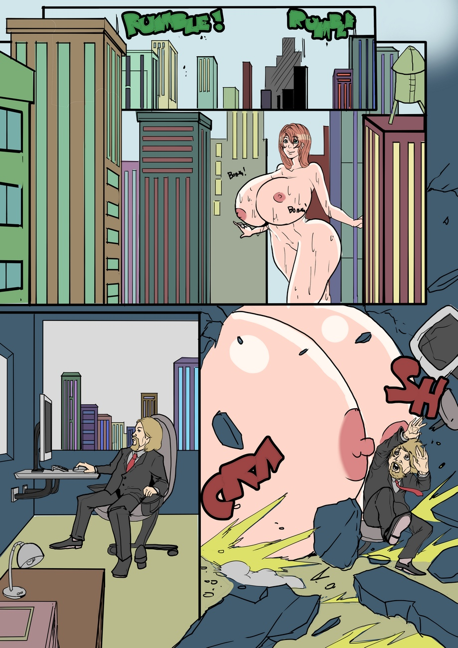 Self-Control-EX 14 free sex comic