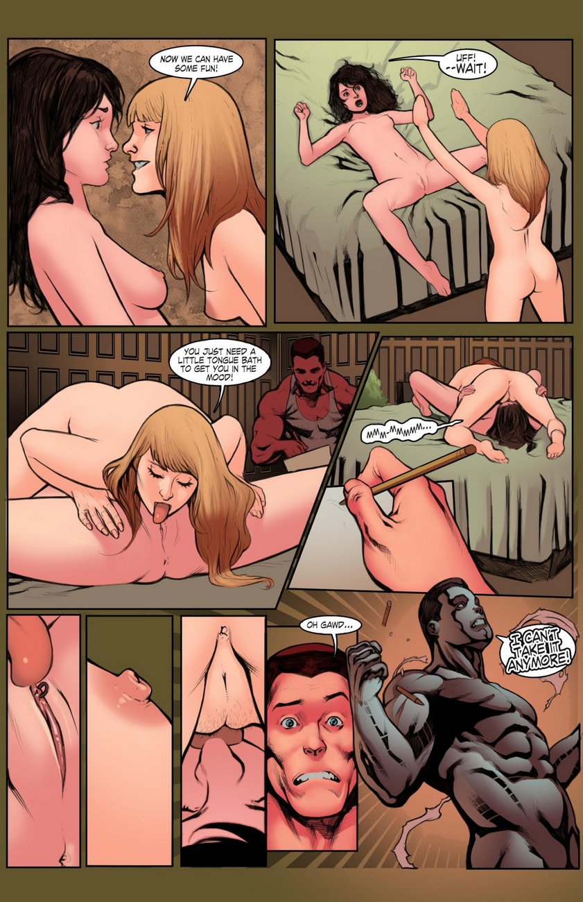 Sex-Men 3 free sex comic