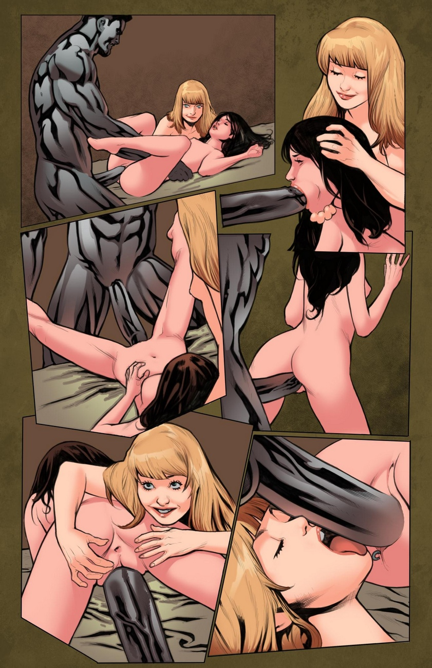 Sex-Men 5 free sex comic