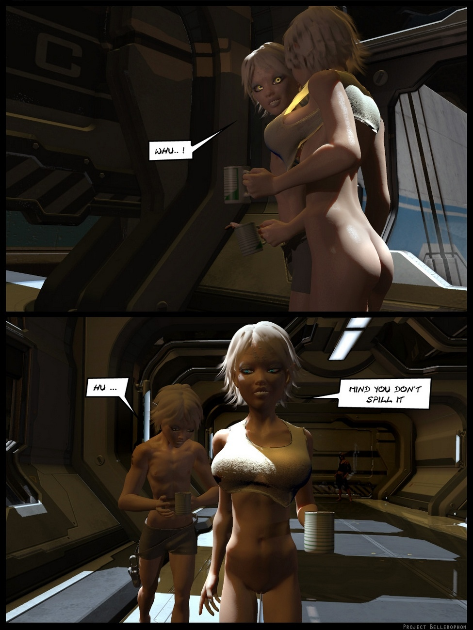 Shadows-And-Dust 19 free sex comic