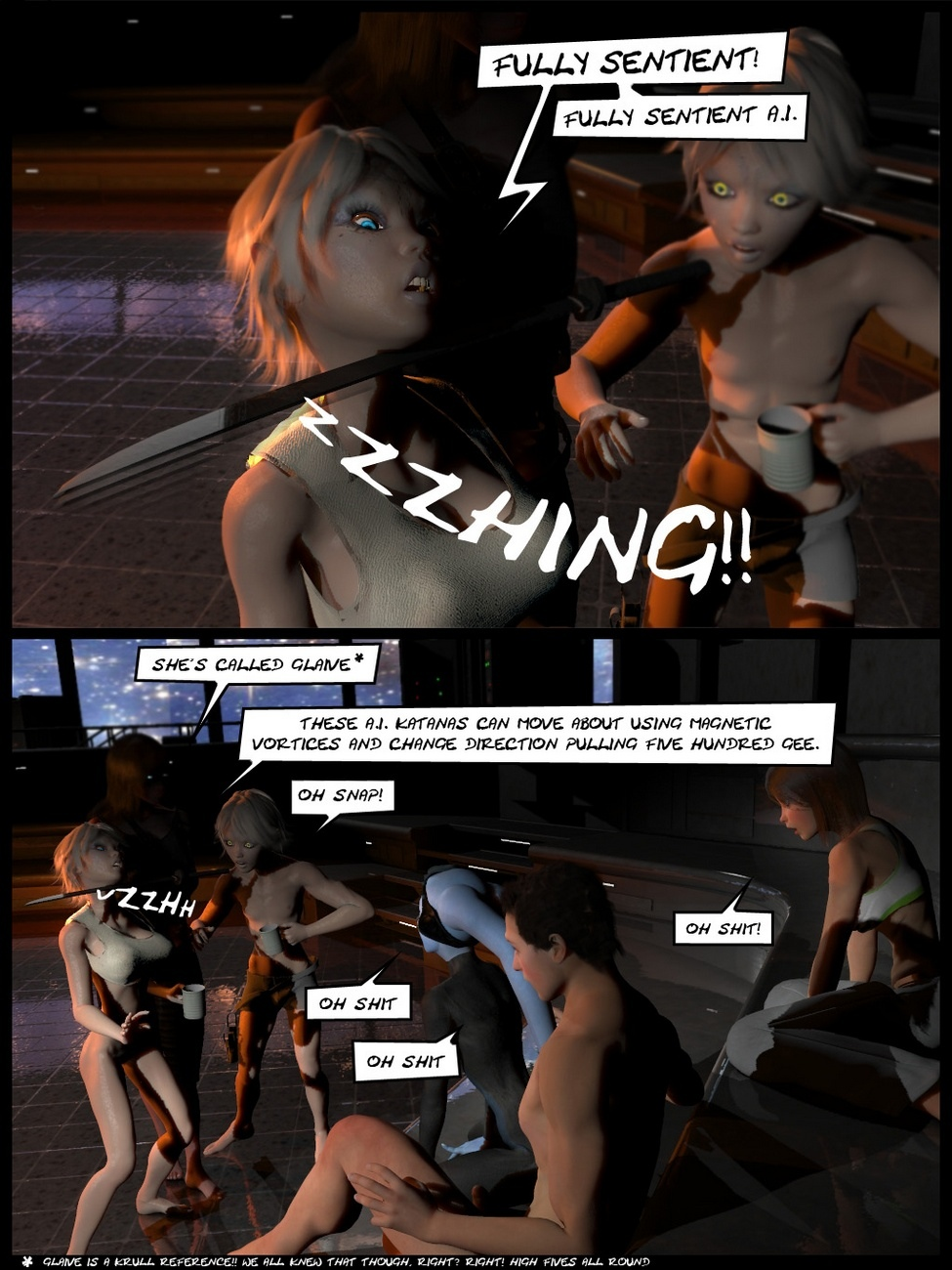 Shadows-And-Dust 27 free sex comic