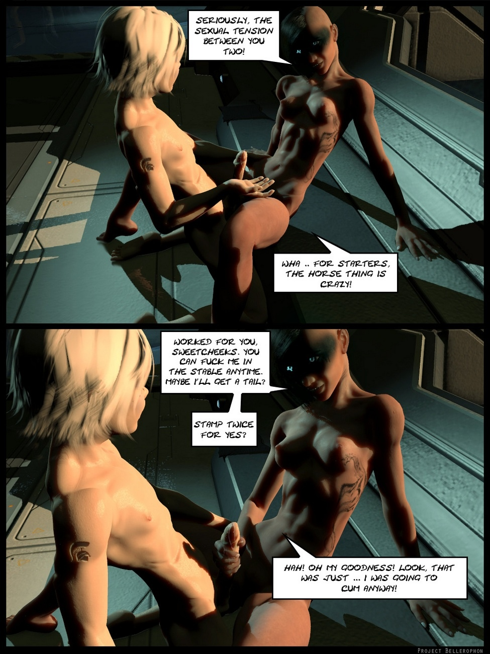 Shadows-And-Dust 67 free sex comic