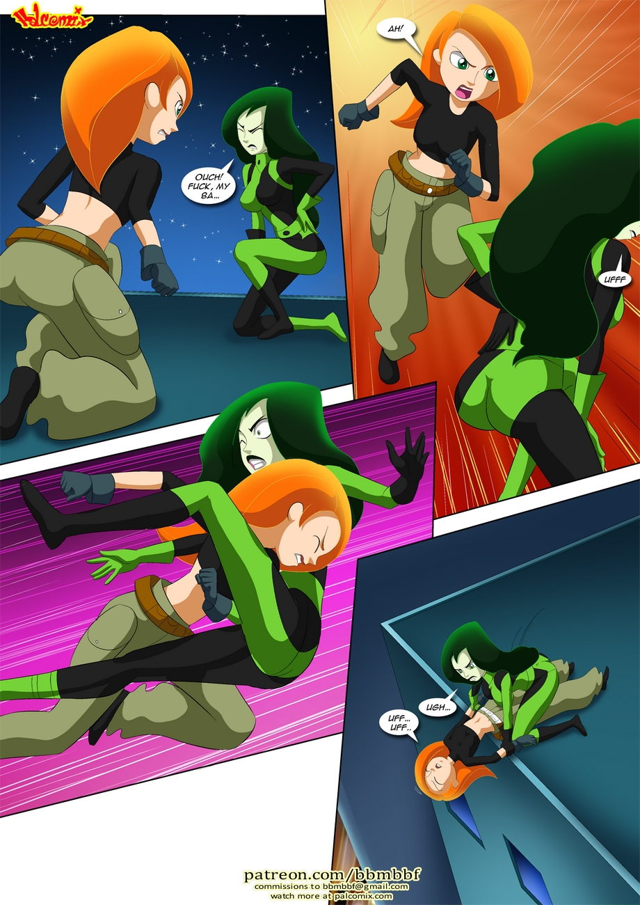 Shego-s-Pet 13 free sex comic