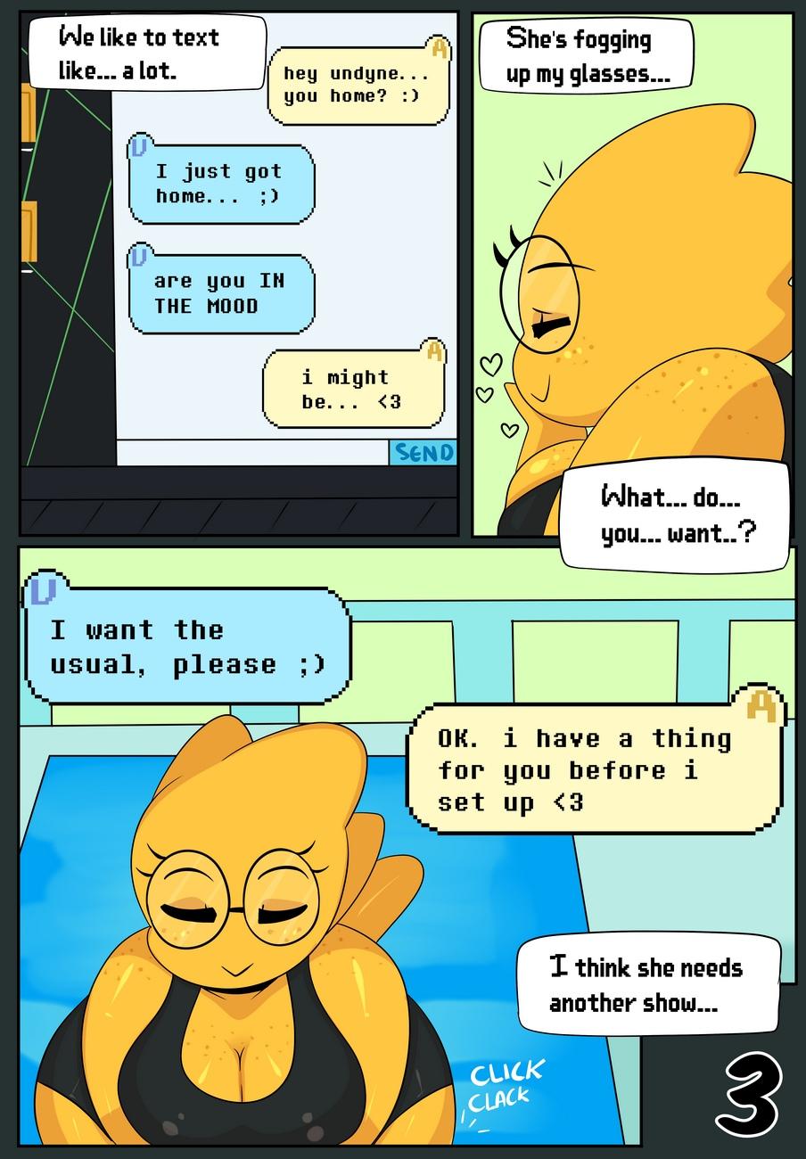 Short-Distance-Relationship 3 free sex comic