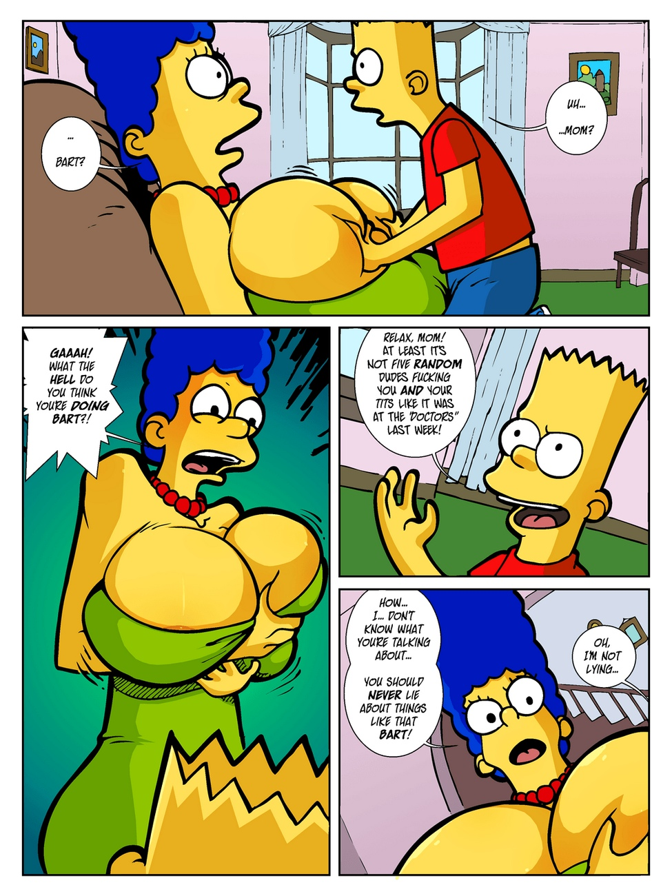 Simpcest-1 20 free sex comic
