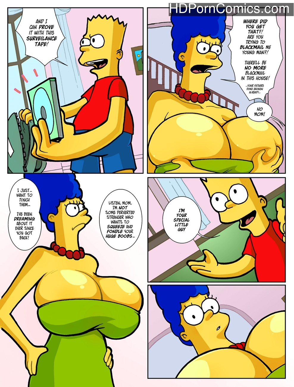 Simpcest-1 21 free sex comic