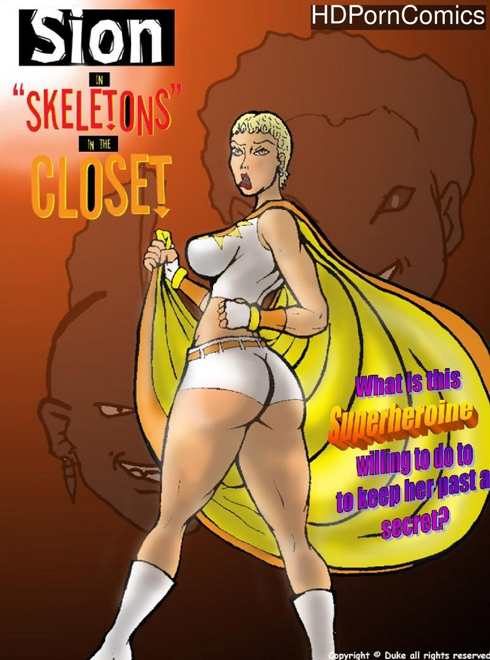 Sion 1 – Skeletons In The Closet comic porn