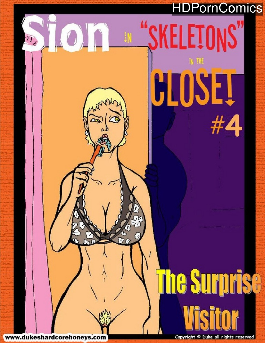 Sion 4 – Skeletons In The Closet comic porn
