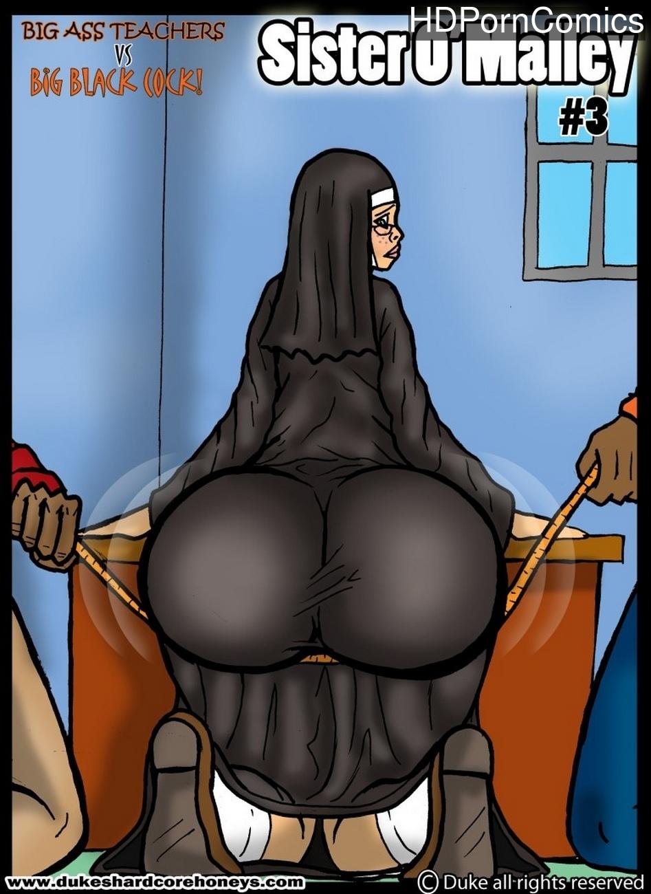 Sister O'Malley 3 comic porn