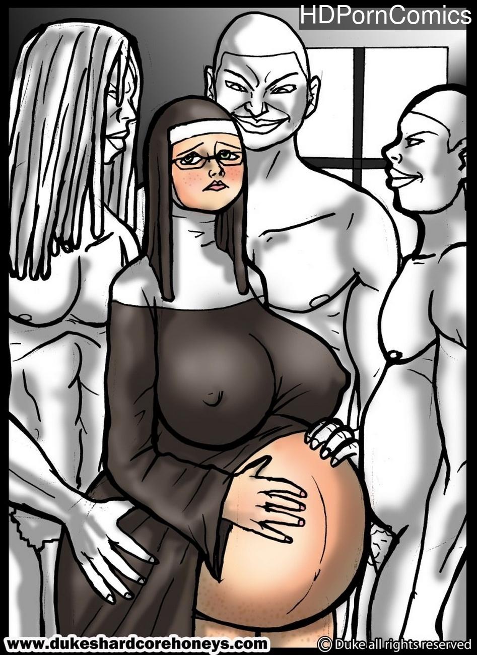 комиксы беременных порно
