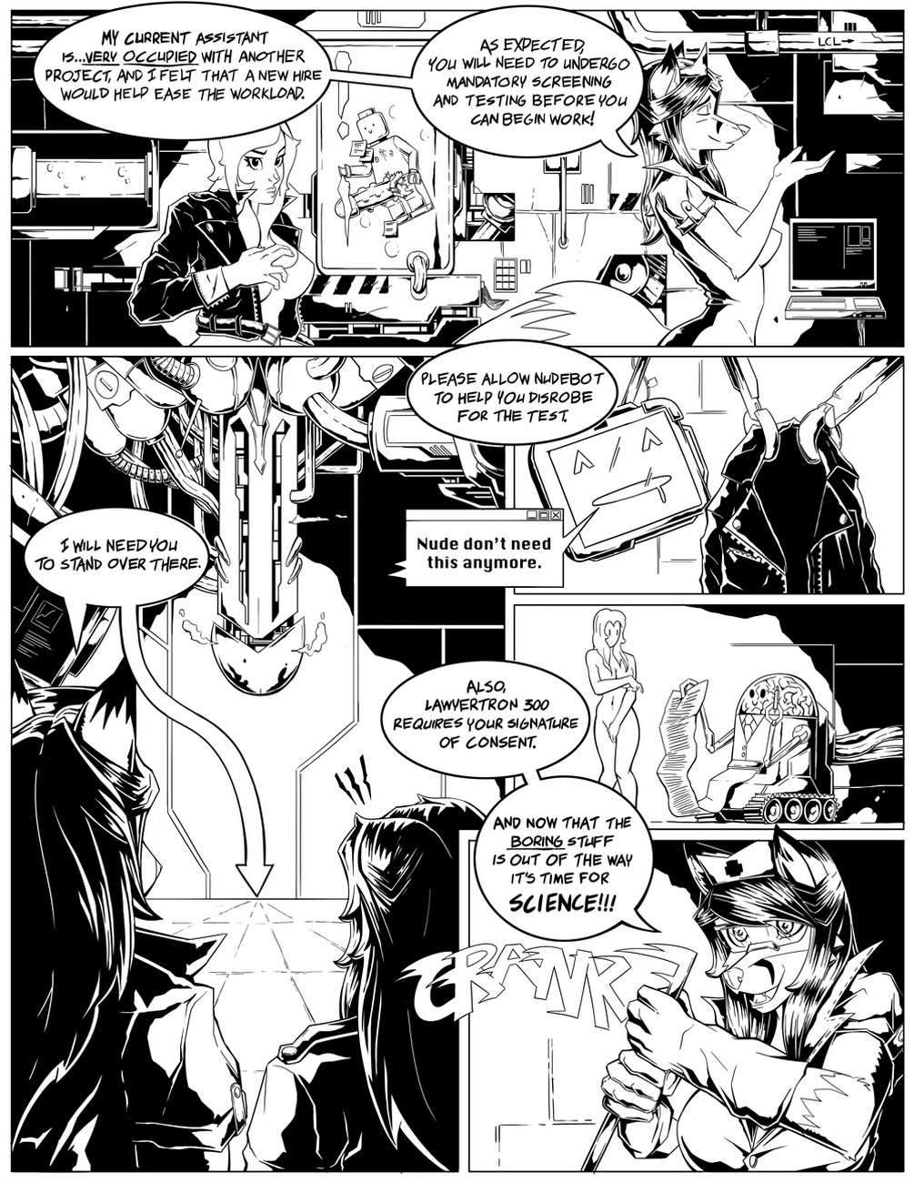 Slick-Science 3 free sex comic