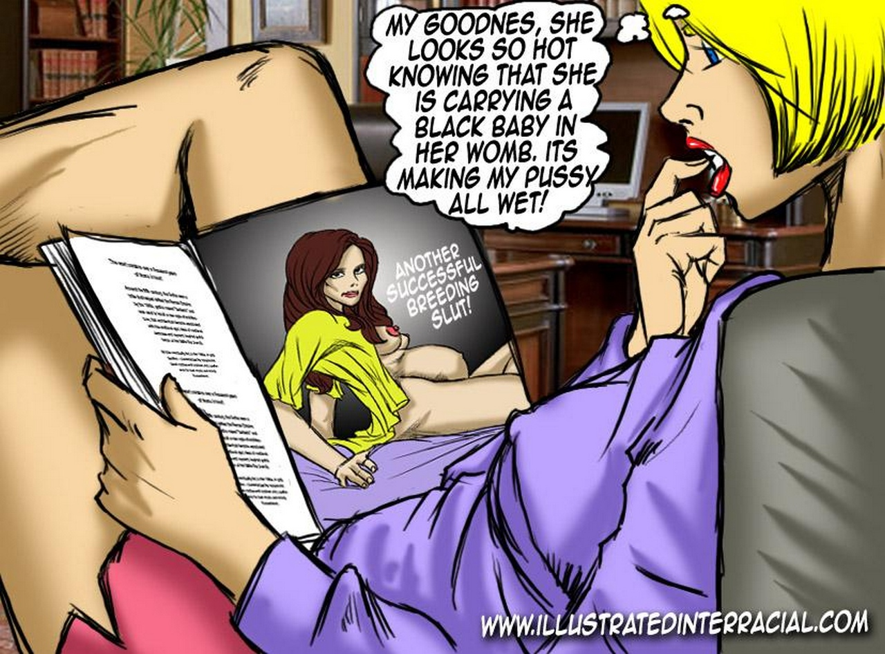 Slut Breeding 1 comic porn