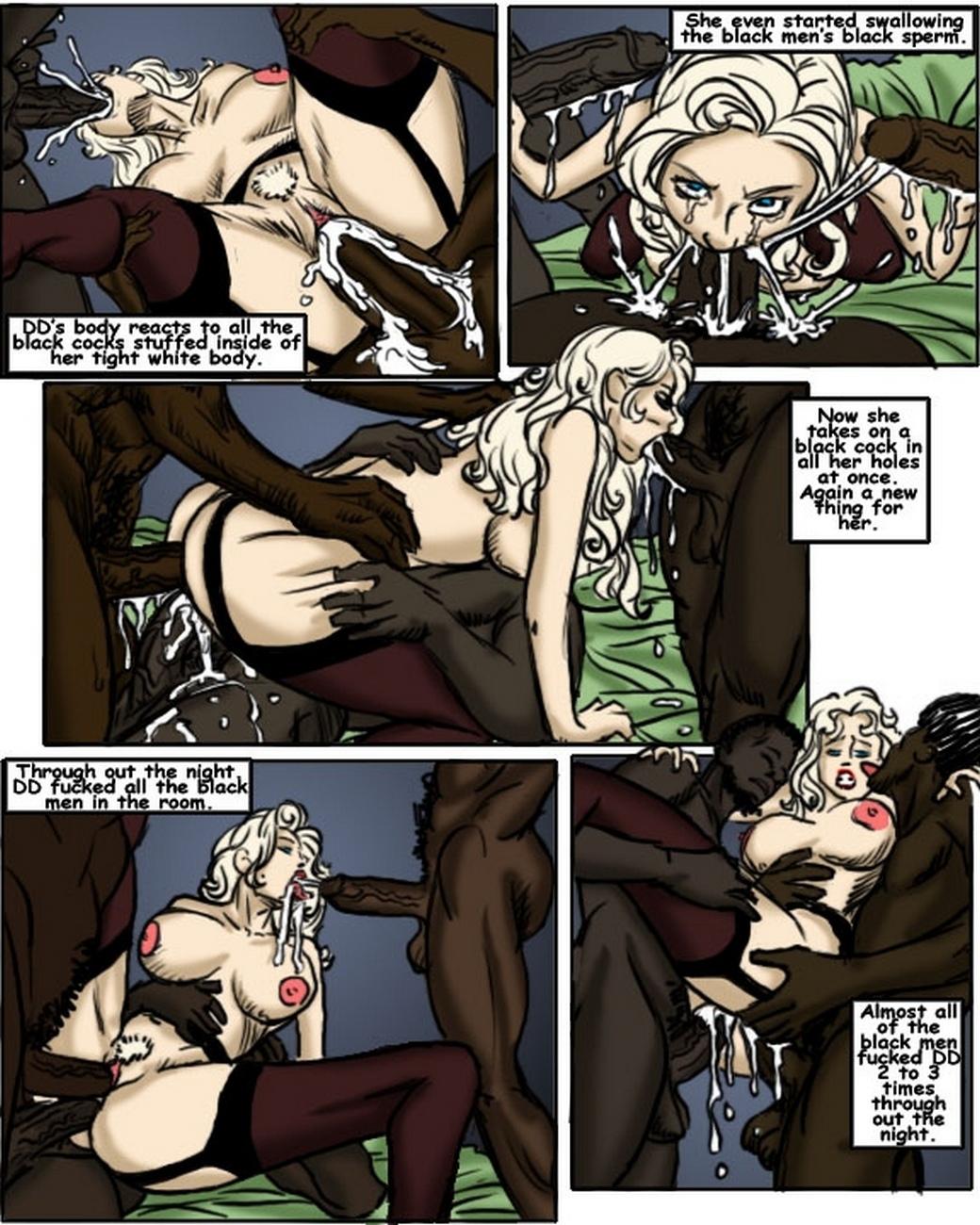 Breeding porn comics