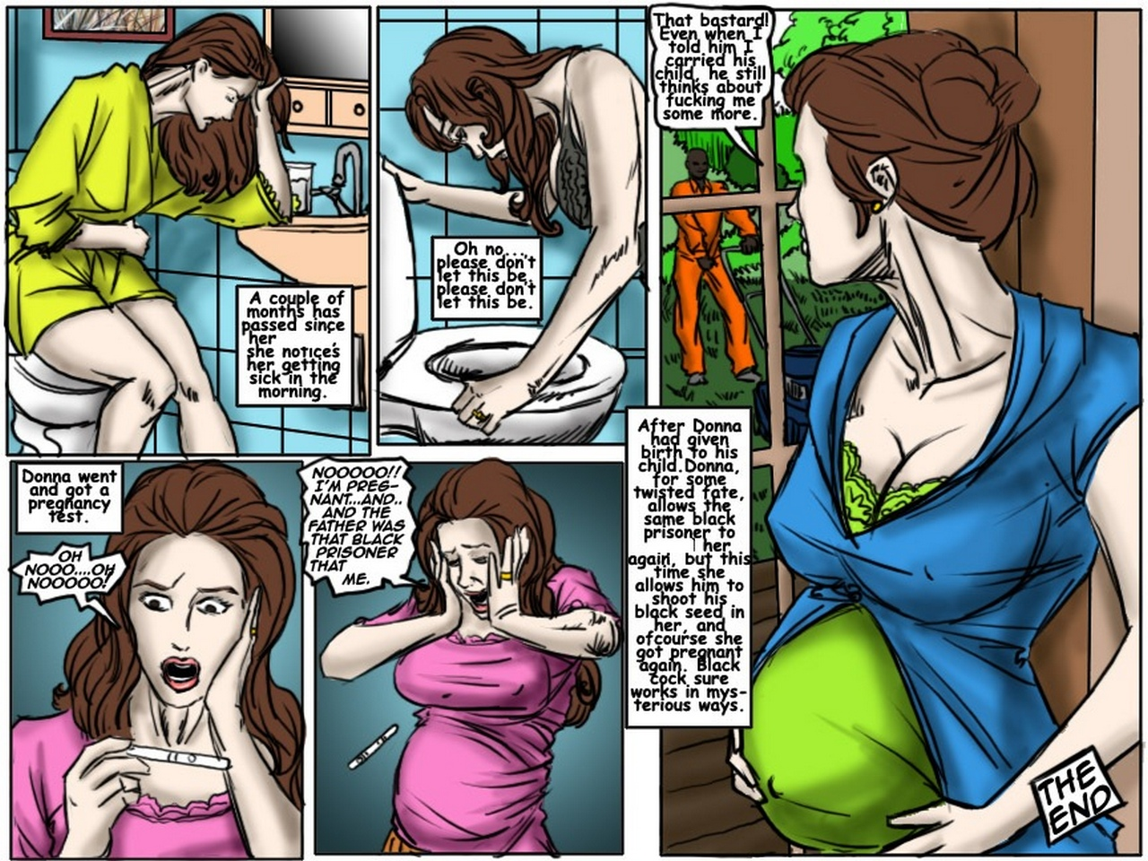 Slut Breeding 3 comic porn