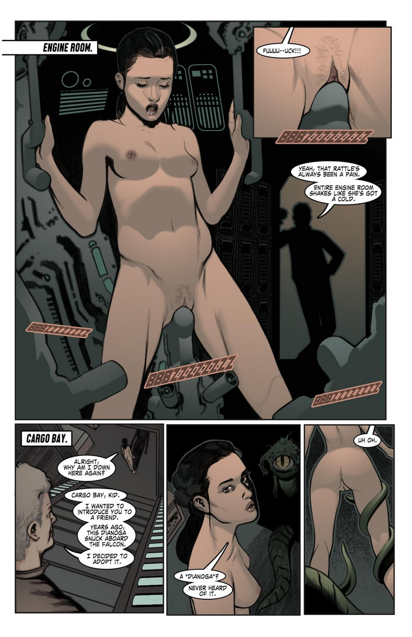 Smugglers-s-Den 3 free sex comic