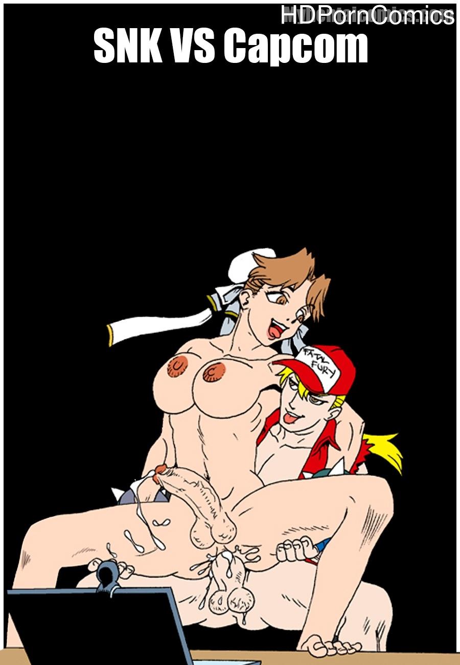 SNK-VS-Capcom 1 free porn comics