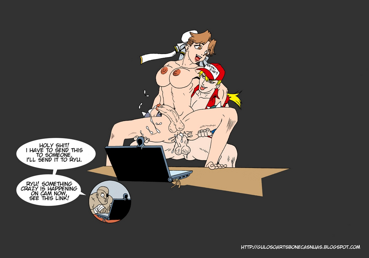 SNK-VS-Capcom 4 free sex comic