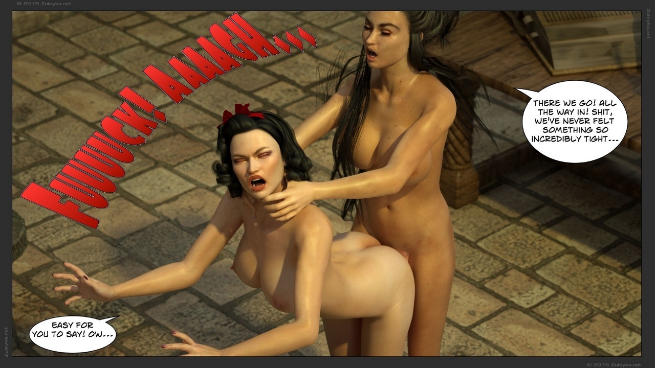 Snow-White-Meets-The-Queen-1 24 free sex comic
