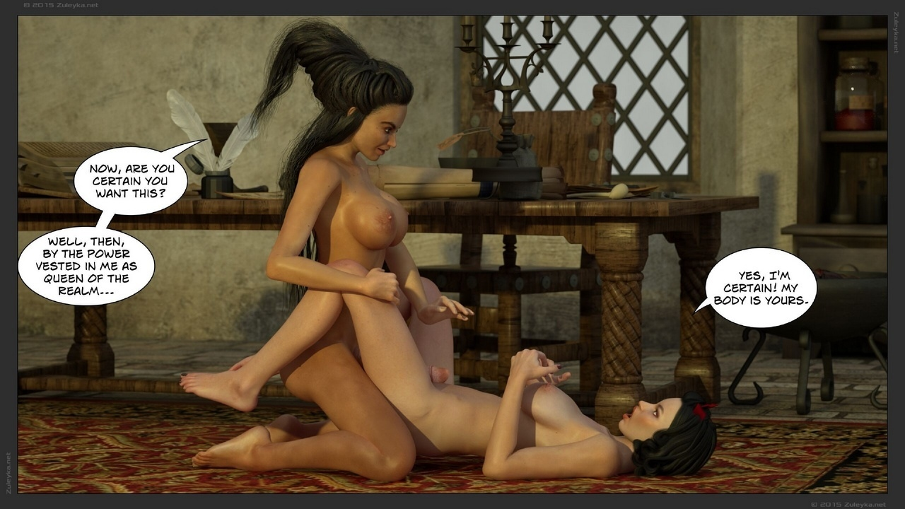Snow-White-Meets-The-Queen-1 48 free sex comic