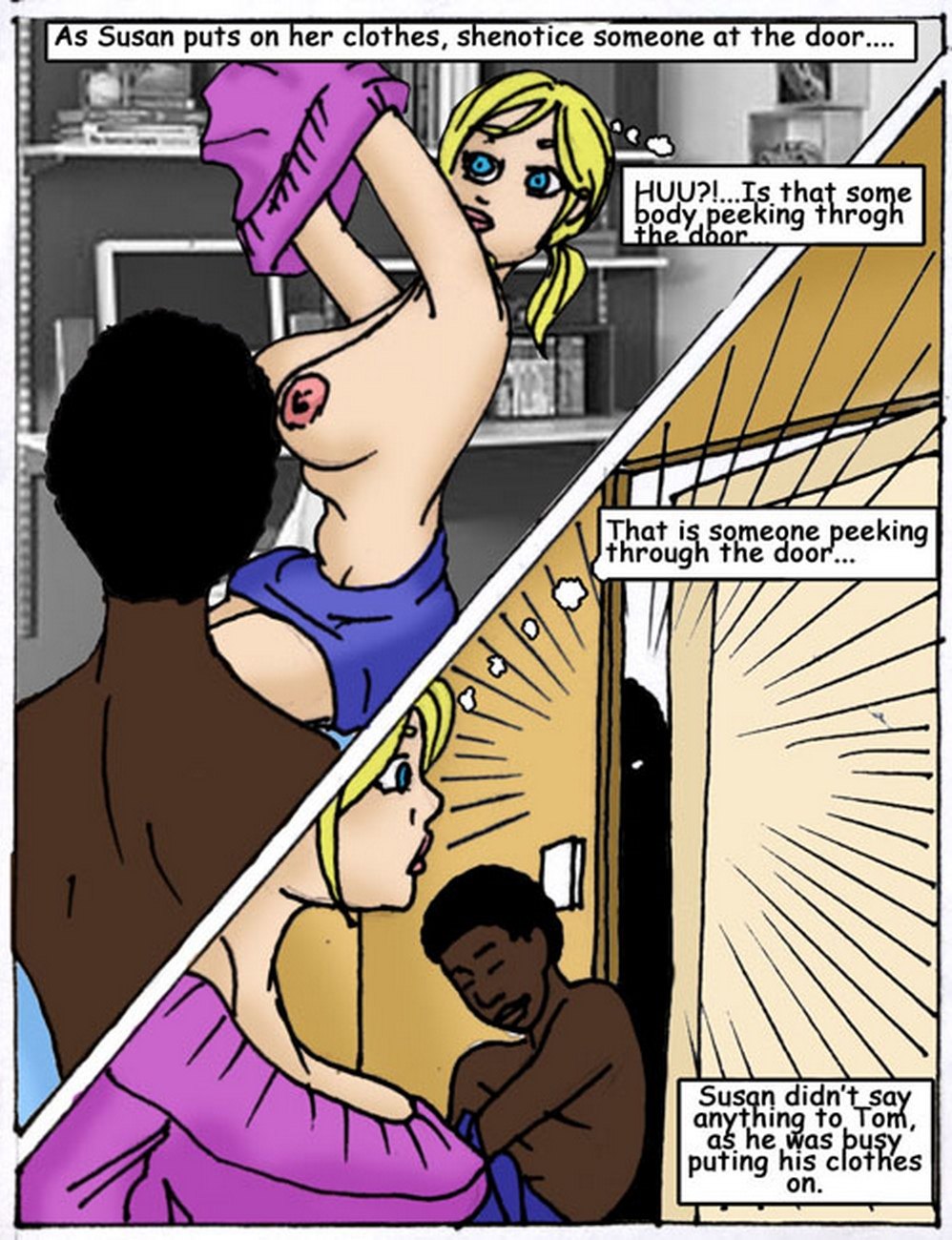 Son-s-Hot-Litlle-Blonde 3 free sex comic