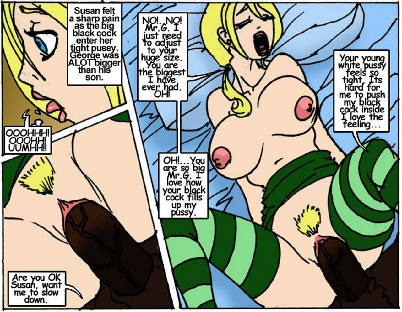 Son-s-Hot-Litlle-Blonde 21 free sex comic
