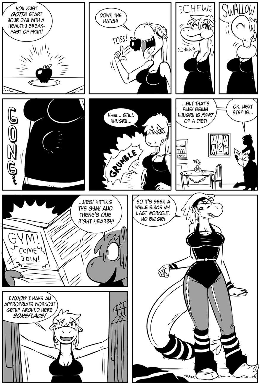 Sophie-VS-The-Diet 5 free sex comic
