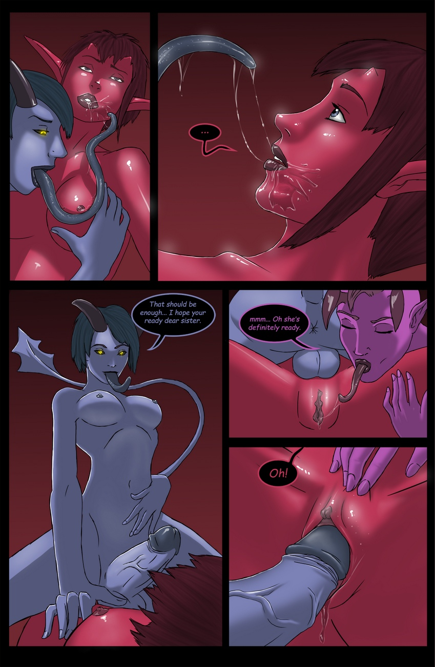 Spawn-Pit 6 free sex comic