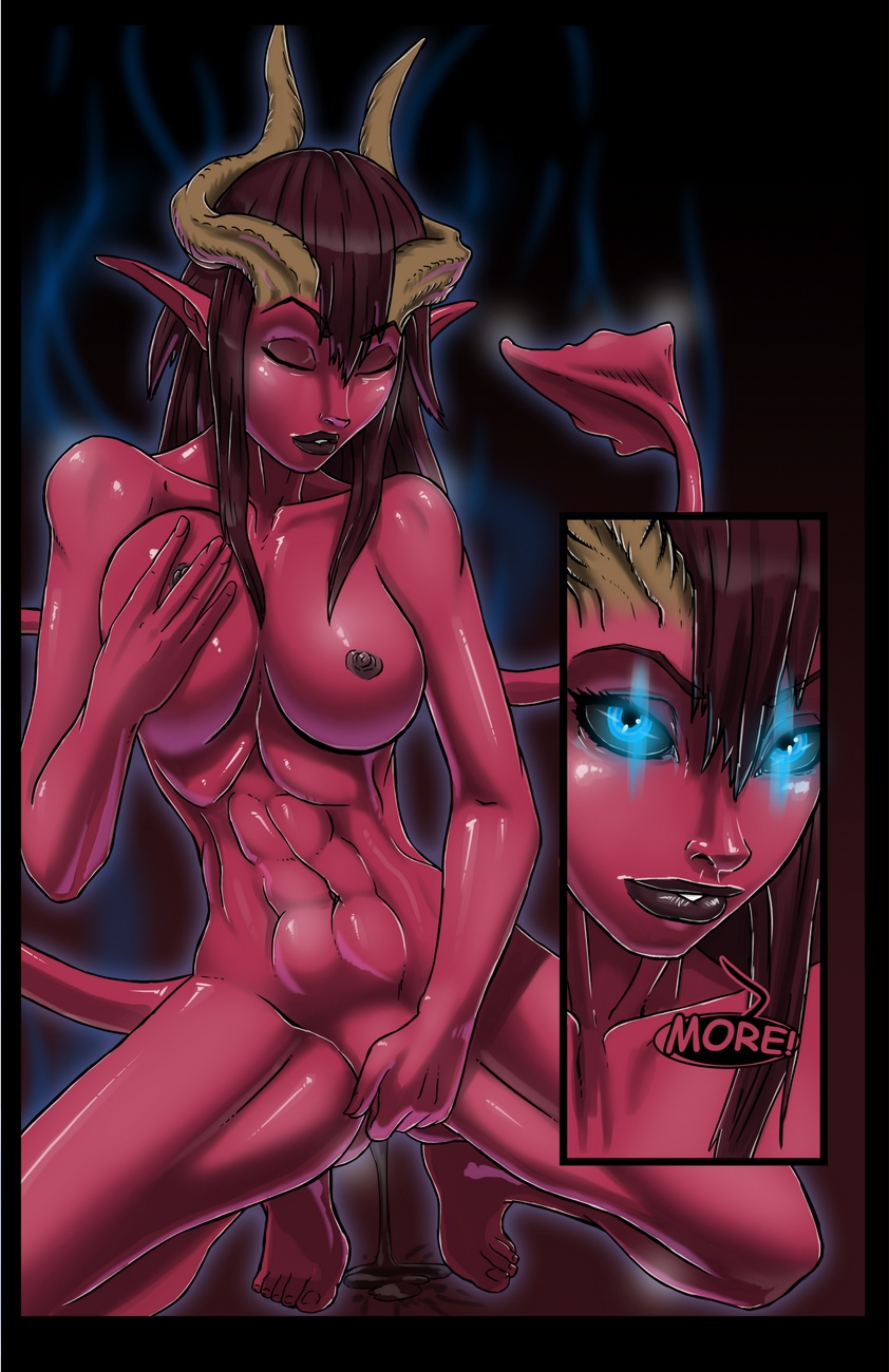 Spawn-Pit 9 free sex comic