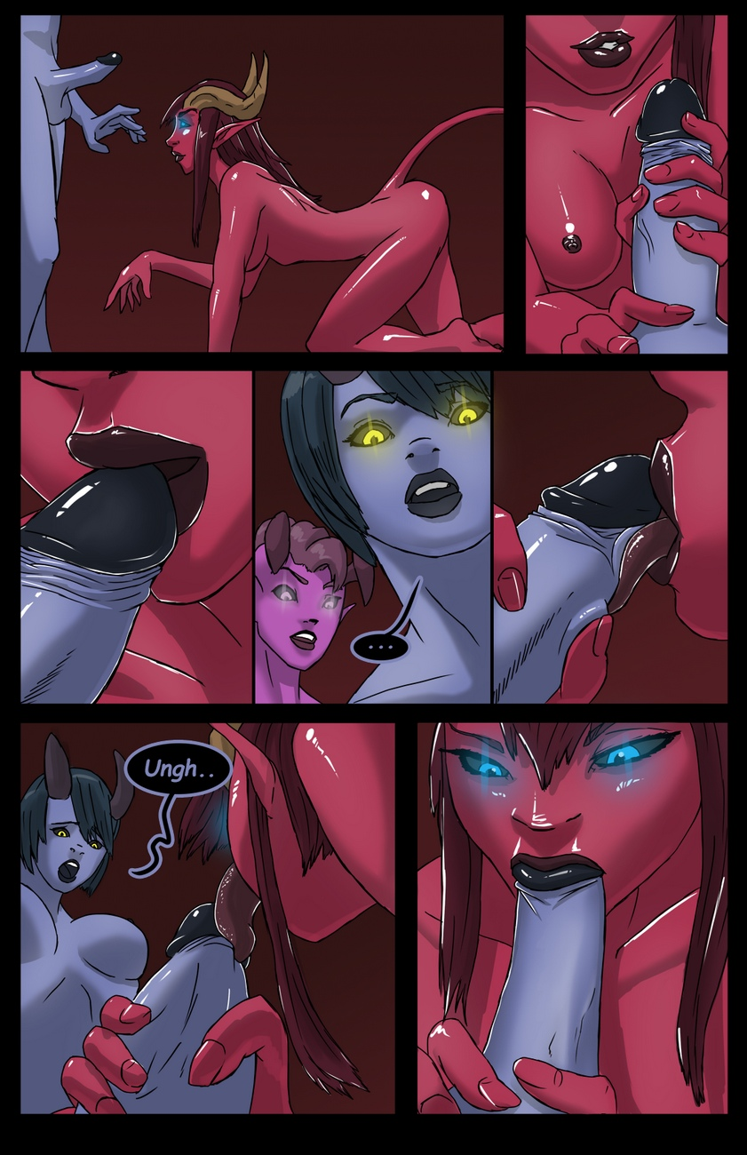 Spawn-Pit 10 free sex comic