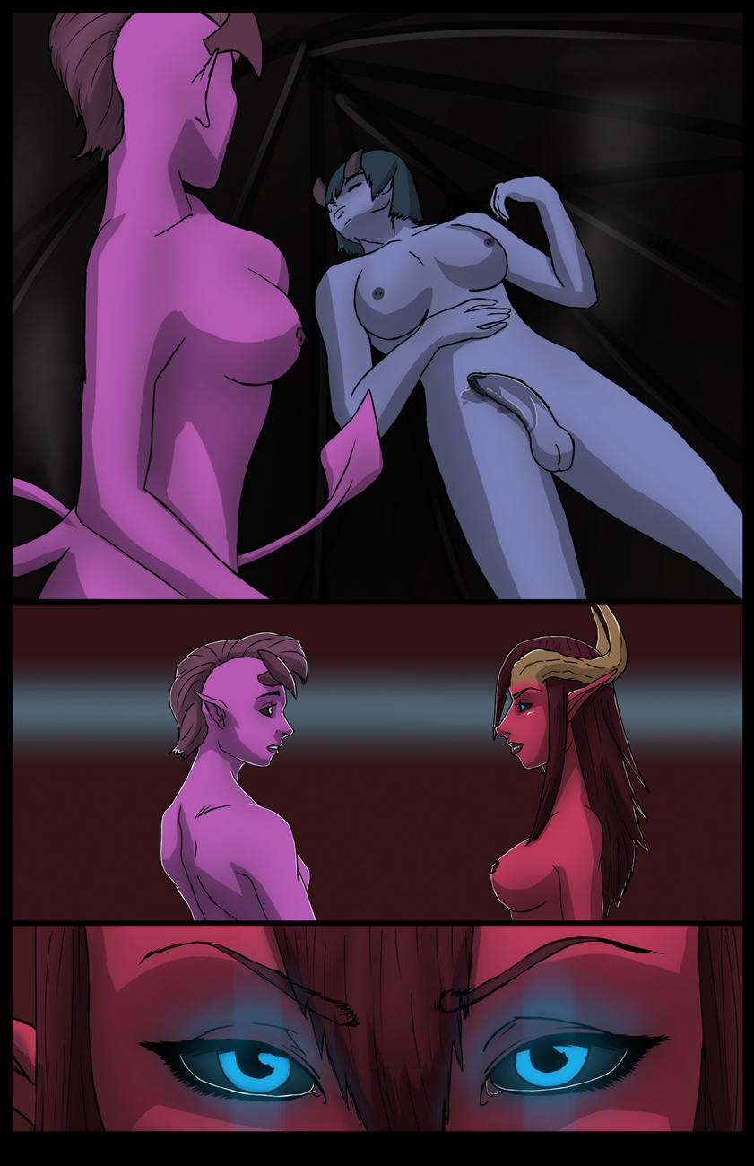 Spawn-Pit 14 free sex comic