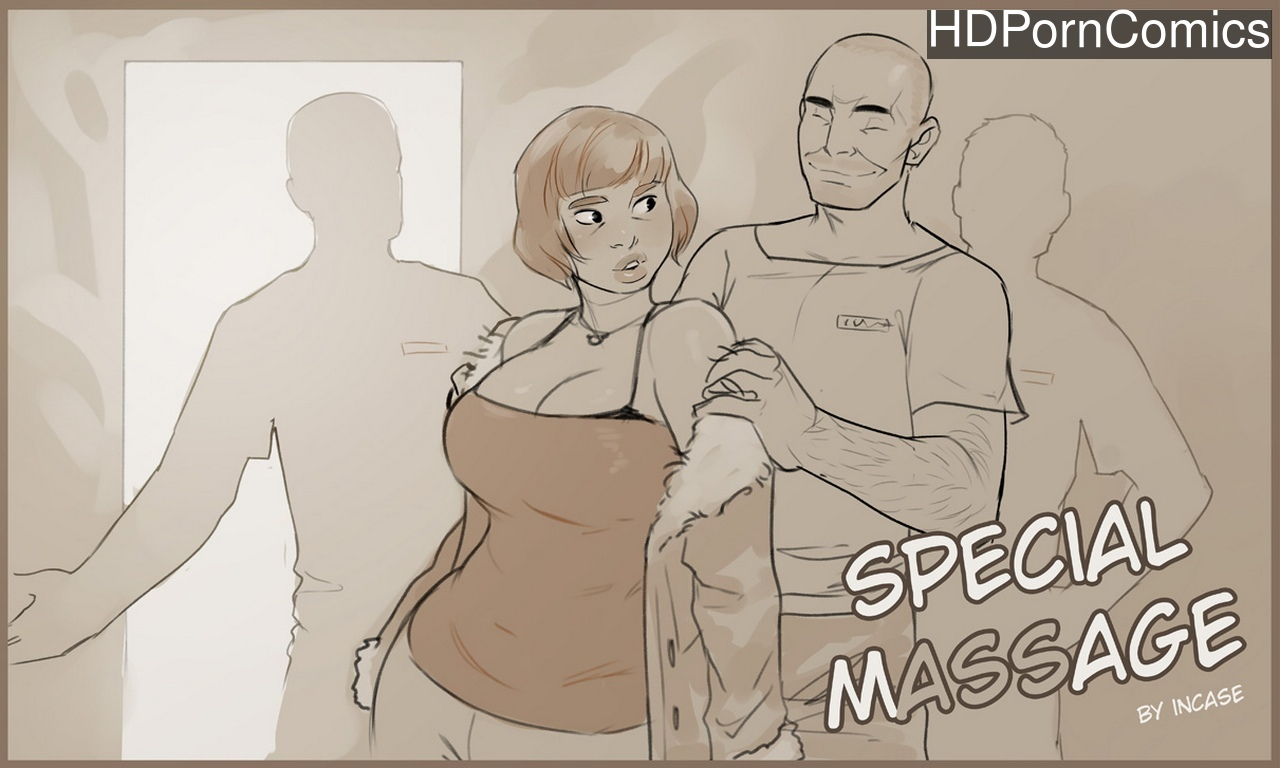 Special Massage comic porn