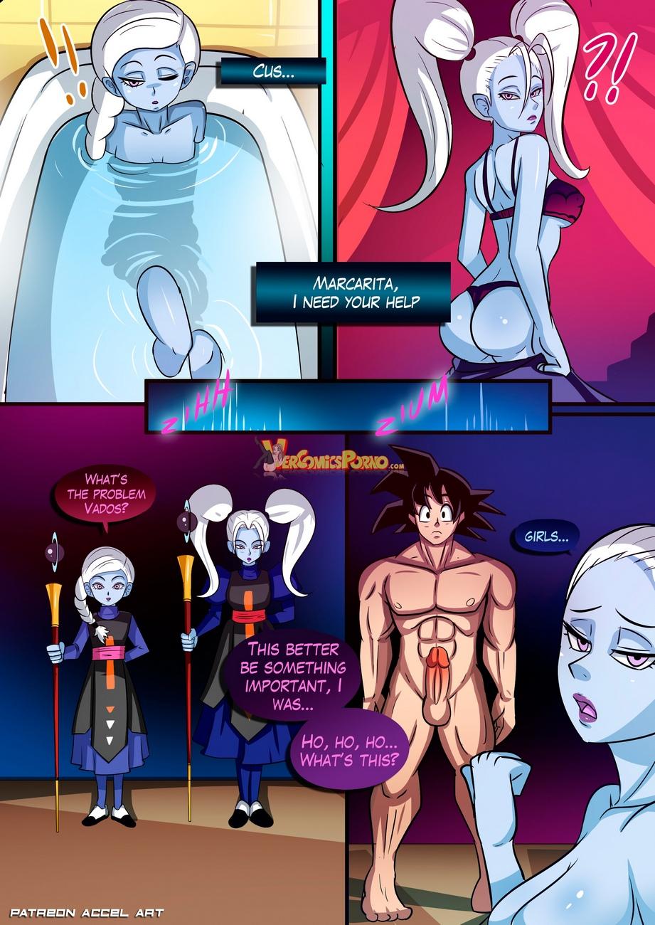 Special-Training-DB 15 free sex comic